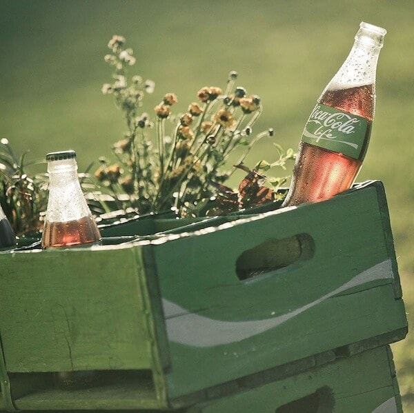 Coca Cola Life Nutrition Out The New Coca-cola Life
