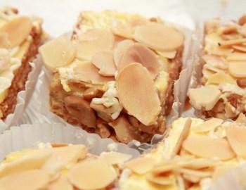 Rezept: Glutenfreier Mandelkuchen
