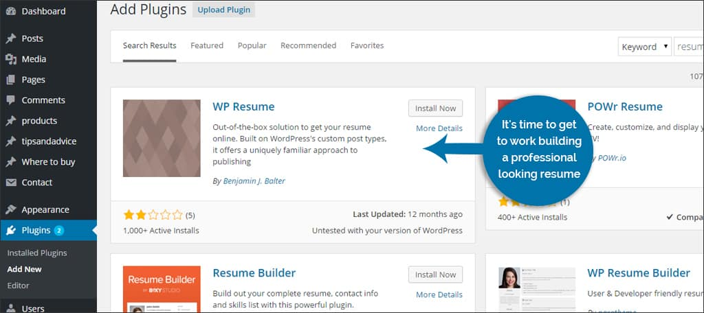 Simple Steps to Use Resume Builder to Create a Professional Resume