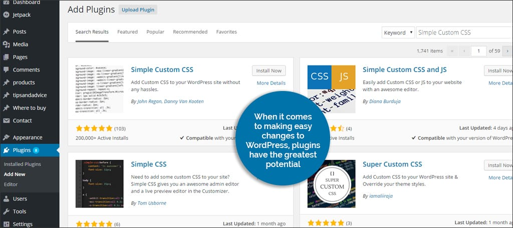 3 Simple Ways to Add Custom CSS to Your WordPress Website - GreenGeeks