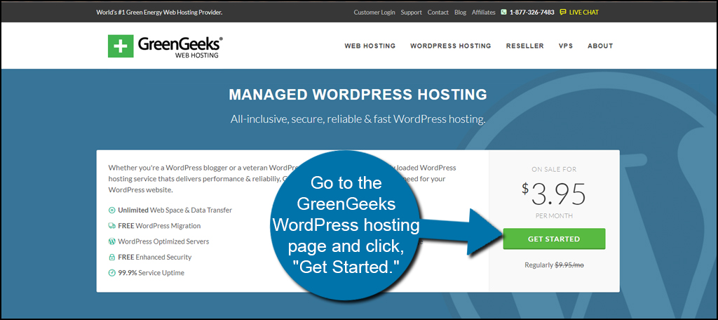 How to Make a Website with WordPress and Elementor - GreenGeeks