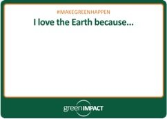 Engage Green Champions:  Ask a Good Question