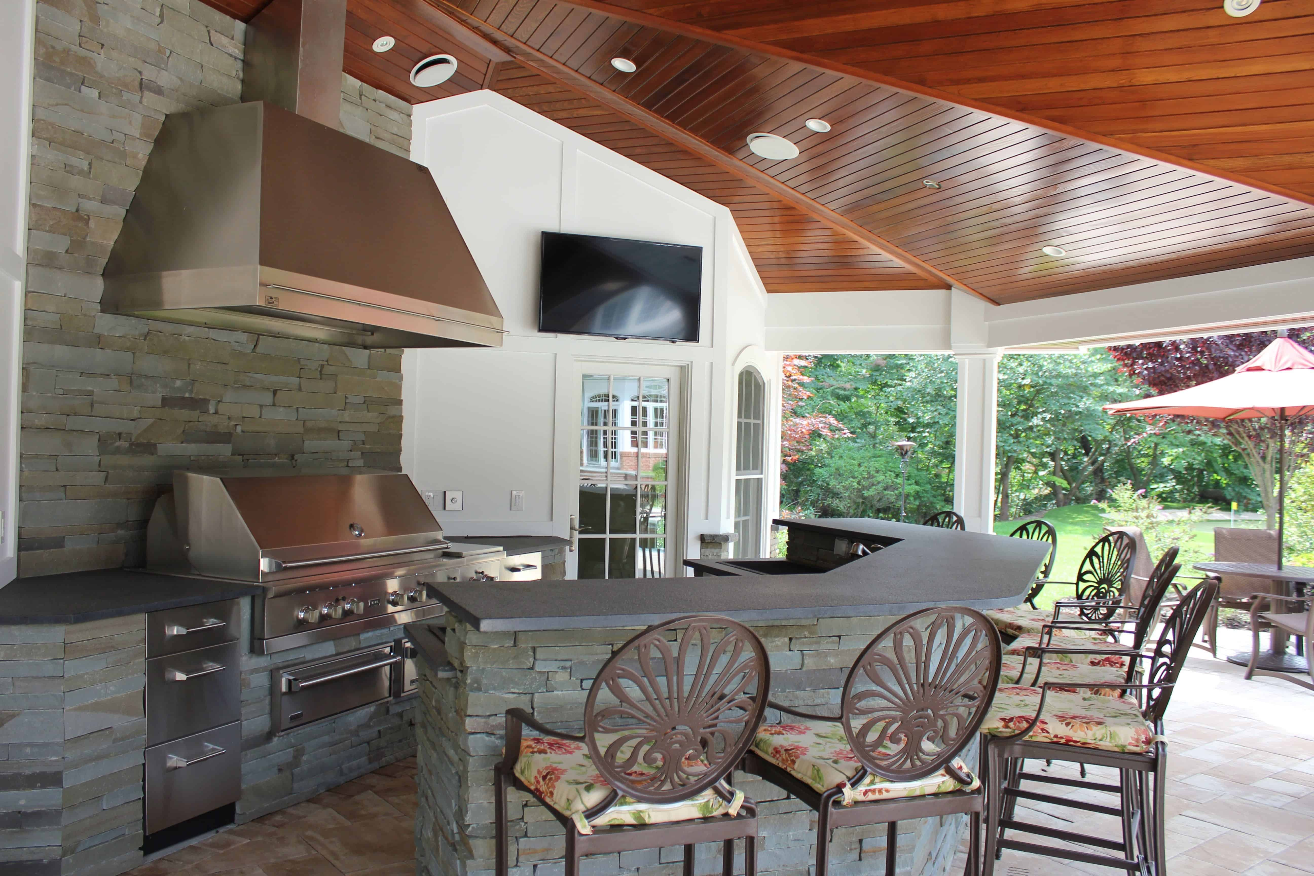 Outdoor Kitchens Bars Outdoor Bars Long Island