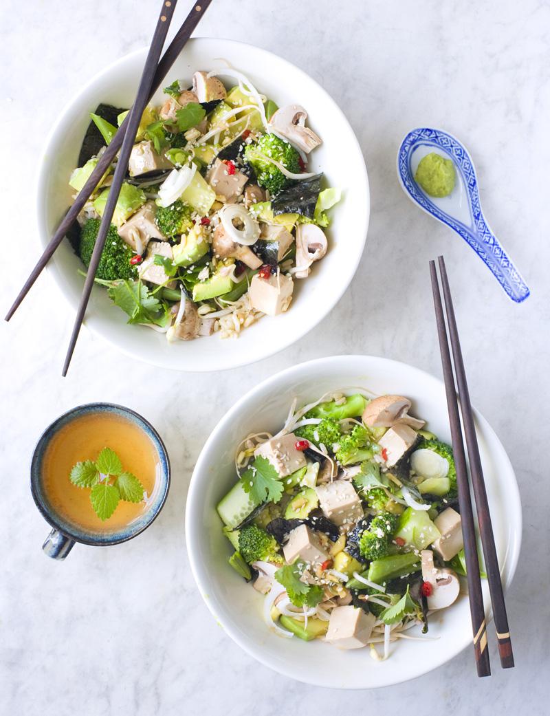 Sushi Salad 2