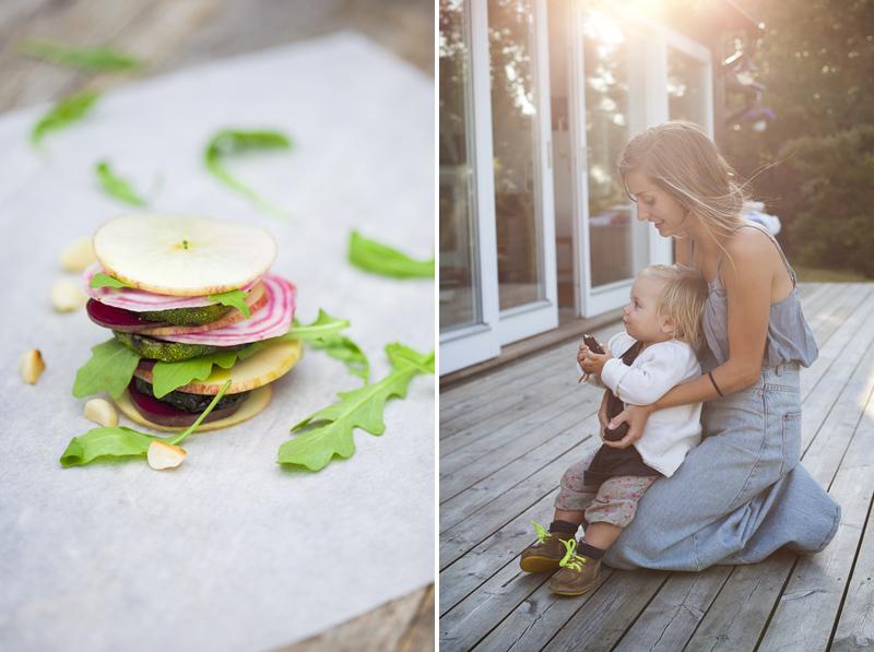 green kitchen stories our summer in a salad. Black Bedroom Furniture Sets. Home Design Ideas