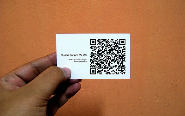 Should Your Business Cards Feature a QR Code? Greenlea Print