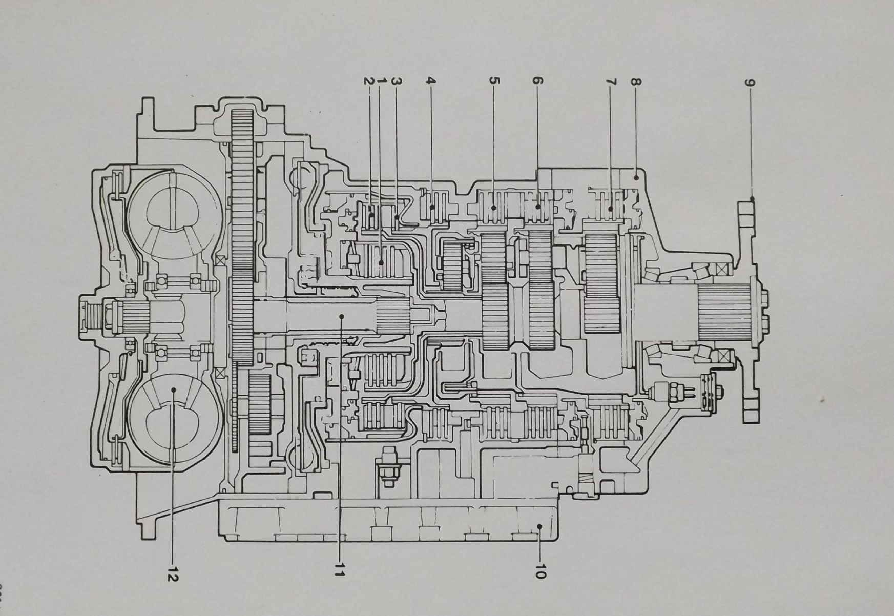 ford 7840 wiring diagram