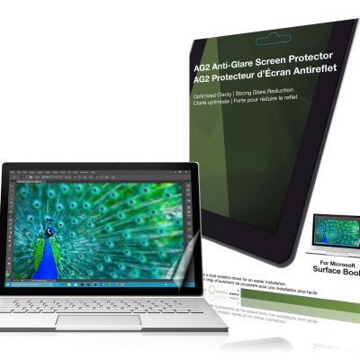 AG2 Anti-Glare Screen Protector for Microsoft Surface Book
