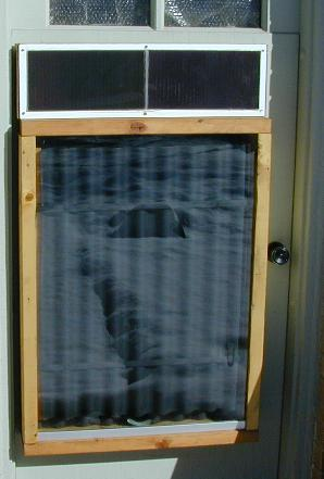 sfurn How To Build A Solar Room Heater
