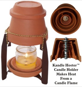 kh group 284x300 How To Heat Up Your Room Using Just a Candle: Kandle Heeter!
