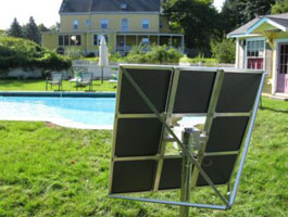 02 Solar Powered System Heats Your Home During Winter