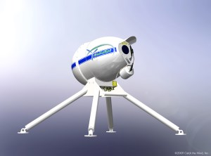 highresvindicator1 300x222 Vindicator Laser Wind Sensor Increases the Output of Wind Turbines