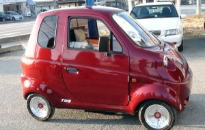 theecobeagle 300x191 Small Japanese Company Selling Hand Built, Home Made Electric Cars