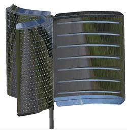sauer wind turbine Efficient Vertical Axis Wind Turbine Concept by Sauer Energy