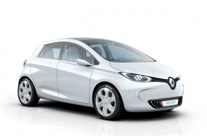Renault Zoe electric 300x198 Renault Planning To Launch Performance Version of The Electric Zoe