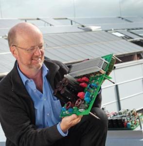 heribert schmidt inverter 294x300 HERIC Topology: How a Brilliant Idea Brought 99% Efficiency For Solar Panel Inverters