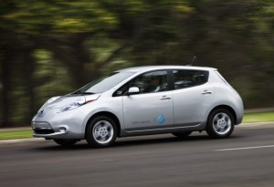 Nissan 2012 Leaf 300x205 2012 Nissan Leaf: Fast Charging, Heated Seats, Available to More States