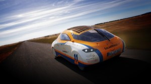 US solar cars record 300x168 SolarWorld GT Solar Car Attempts to Break Guinness Record