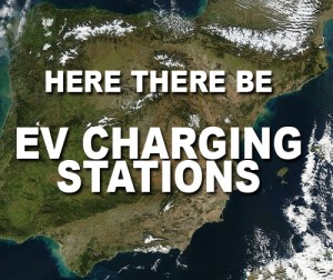 Spain charging stations 300x252 Spanish Grid Operator Installing Over 100 EV Charging Stations Countrywide