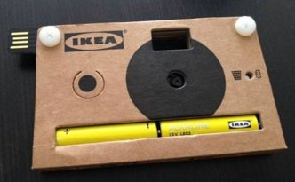 IKEA-Cardboard-Digital-Camera