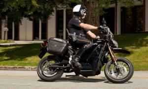 Zero Motorcycles electric bikes 300x180 Cops Go Electric, Too – Check out the Zero DS Bike