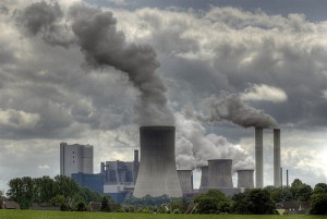 german coal plant 300x201 Japans Fossil Fuel Imports Raised by 40%, Emission Regulations Backing Down