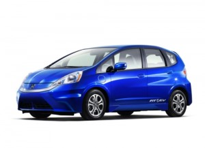 honda fit EV 300x217 At 118 MPGe, Honda Fit EV Receives EPAs Title of Most Fuel Efficient Car