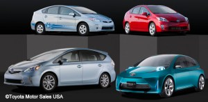 1 Prius   Family Toyota Dealers Prefer Selling Hybrids over EVs