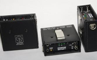 Quantum Batteries
