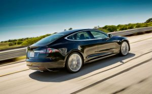 Tesla Model S 2013 Automobile of the Year – Tesla Model S