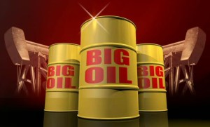 big oil shine 300x181 Fuel Efficient Vehicles Hurt Big Oil Stock Dividends, UCS Press Release Notes