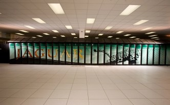 Jaguar Supercomputer at ORNL