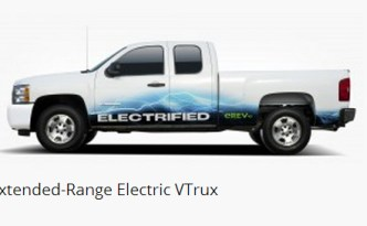 VIA Motors X-Truck - Is Bigger Better?