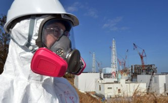 Fukushima Daiichi Nuclear Power Plant opened to foreign media, Fukushima, Japan - 28 Feb 2012
