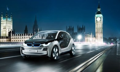 The BMW i3 Falling Prices Will Lead to Estimated Doubling of Sales of Electric Cars in the UK in 2013