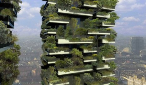 Bosco Verticale Bosco Verticale in Milan   One Step Closer to Become Worlds First Vertical Forest