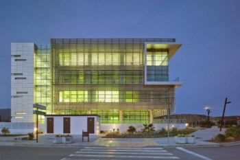 Tecnova Headquarters Buildings Pitagoras and Tecnova Spearhead Sustainability in Almeria, Spain
