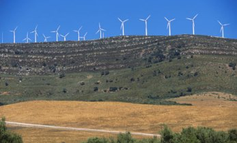Wind farm Spanish Wind Farms Record Breaking Power Generation in Last Three Months