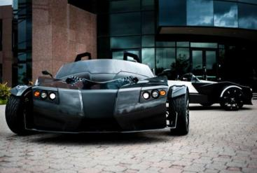 torq roadster TORQ Roadster with Formula One Performance is The Fastest Electric Car Ever