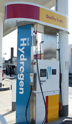 Hydrogen station pump California, Global Leader in Hydrogen Refueling Stations by 2016
