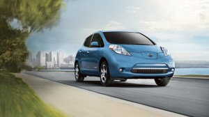 nissan leaf 300x168 Nissan Leaf Battery Replacement Program Could Cost $100/mo