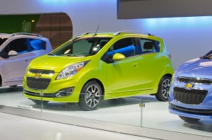Chevy Spark LA 2011 300x198 Chevy Spark EV, Better than Gas Version, Consumer Reports Says
