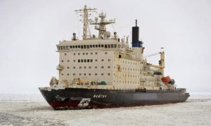 a russian nuclear powered ice breaker ship 300x180 Russia Sends Floating Nuclear Power Plants In The Arctic