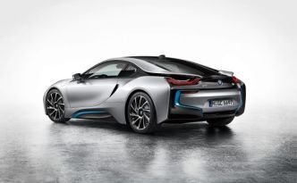 BMW i8, Coming to a Dealer Near You in Spring 2014