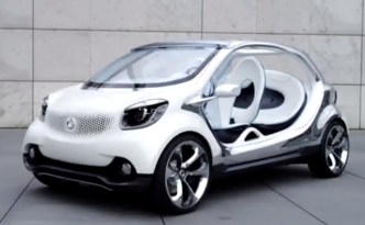 Smart FourJoy Electric Drive Concept