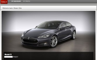 Mr. Otto's Tesla Model S, #22,017, Shows Tesla Motors Ahead of its Own Plans