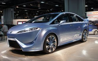 Could this Toyota FCV Concept be the Future of Hydrogen Fuel Cell Vehicles?