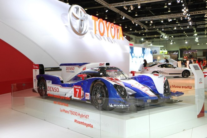 Toyota TS030 Hybrid Electric Vehicle Supercapacitor Hybrid Electric Vehicles Even More Efficient