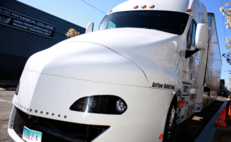 The Future of Tractor-Trailers?