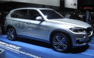 BMW X5 eDrive - Over 60 mpg in a Luxury SUV?
